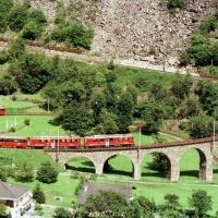 Monumentos históricos fazem sucesso na Suíça