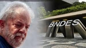 Resultado de imagem para Lula e bndes