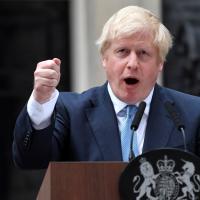 Programa de marionetes da TV britânica terá imagem satírica de Boris Johnson