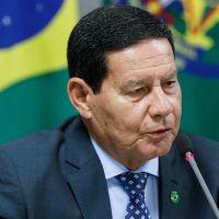 Mourão critica Embaixada da China  e defende Itamaraty