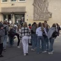 A Suécia manteve as escolas abertas durante a pandemia, apesar do aumento nos casos