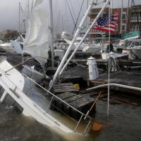 Furacão Sally traz 'inundações históricas' para a Costa do Golfo dos EUA