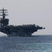 EUA enviam grupo de ataque de porta-aviões ao Golfo Pérsico