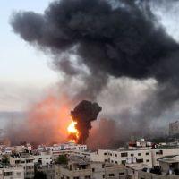 Tropas israelenses se posicionam na fronteira da Faixa de Gaza