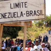 """Migração venezuelana perto de se tornar """"a maior do mundo"""""""