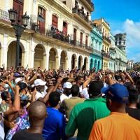 Um manifestante foi condenado a 10 anos de prisão por protestos de 11Jul em Cuba